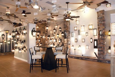 Home decor showroom design