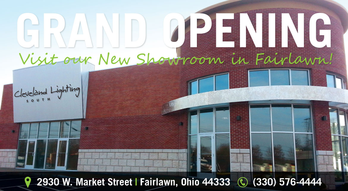 New Showroom in Fairlawn, OH