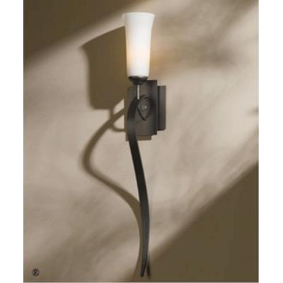 Hubbardton forge 20 4529f sweeping taper one light wall sconce mozeypictures Images