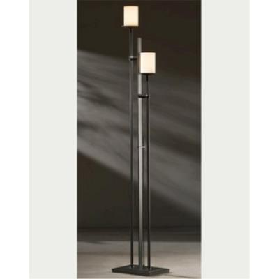 Hubbardton forge 23 4903 rook two light floor lamp aloadofball Gallery