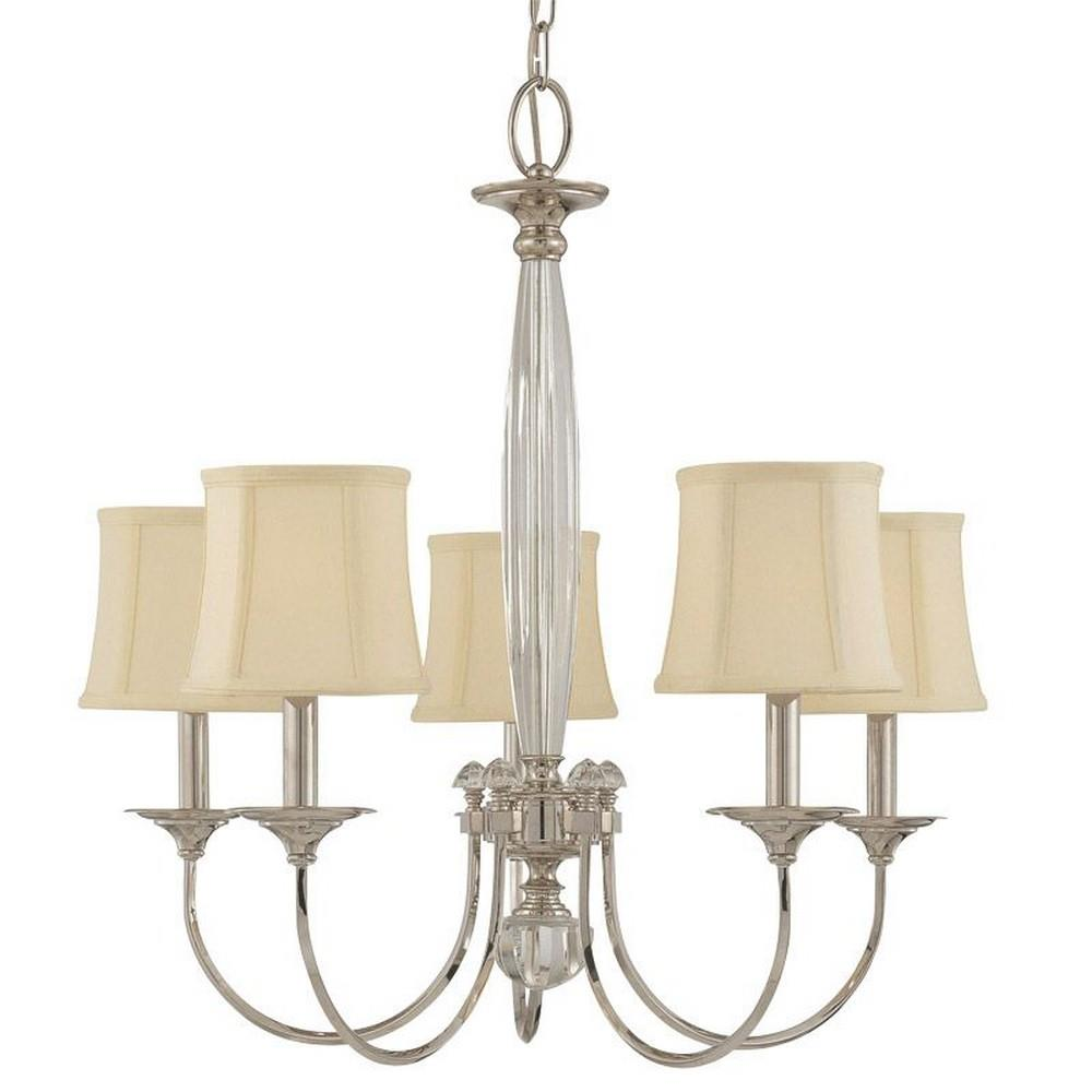 Rockville Collection Five Light Chandelier