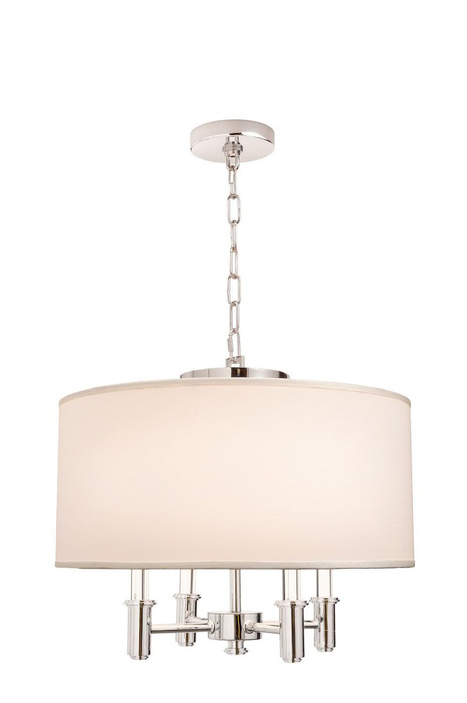 pendant item by lighting hartford bender drum glacier pendants all allegri chromes htm kalco