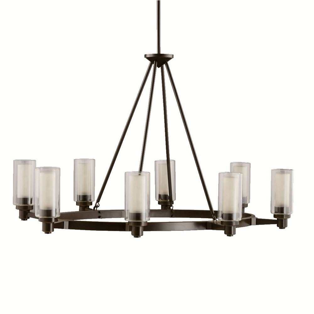 Chandeliers, Crystal Chandeliers, Contemporary Chandeliers & Wrought ...