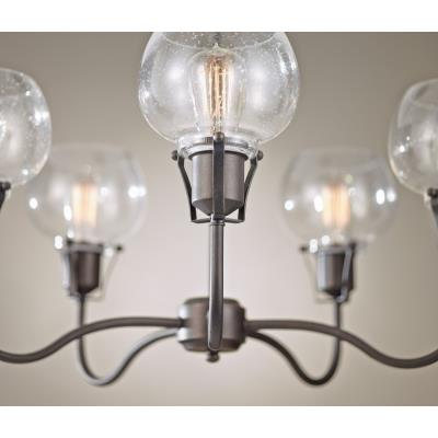 Feiss F2824/5RI Urban Renewal - Five Light Chandelier