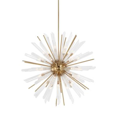 Feiss F3183/41BBS Quorra - Fourty-One Light Chandelier