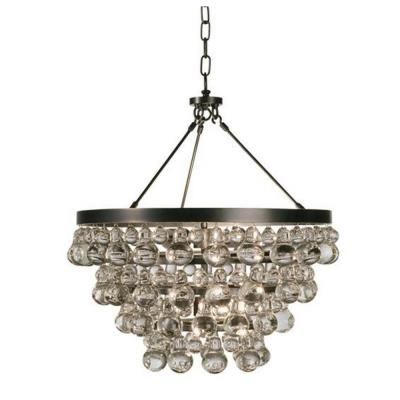 Robert Abbey Lighting Z1000 Bling - Chandelier With Convertible Double Canopy