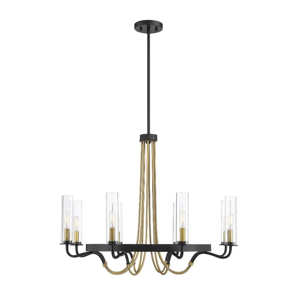 Savoy House 1 8070 8 51 Kearney 8 Light Chandelier