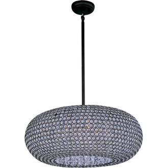 Maxim Lighting 39879BCBZ Glimmer - Nine Light Adjustable Pendant