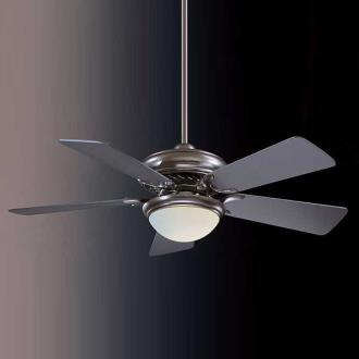 "Minka Aire Fans F563-SP Supra 44 "" Uni-Pack with Light Kit"